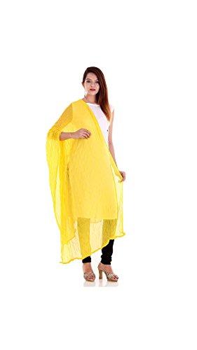 Apratim Women Cotton Solid Color Dupattas