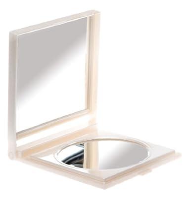 Danielle 17 x 14cm Folding Travel Mirror x 6 Magnified
