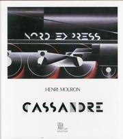 A. M. Cassandre par Henri Mouron