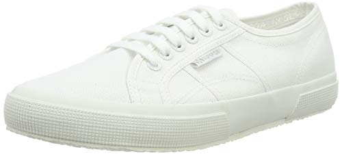 Superga 2750 Cotu Classic, Sneakers Basses mixte adulte, Blanc (C42 Total White), 35 EU