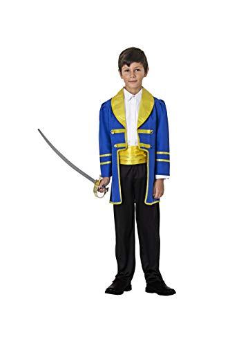 Costumizate! Kostüm Prinz Charme Verschiedene Größen für Kinder Kostümpartys oder (Disney Jungen Prinzen Kostüm)