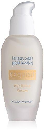 Hildegard Braukmann Exquisit femme/women, Bio Relax Serum, 1er Pack (1 x 30 ml)