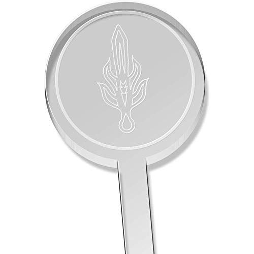 Rührer Klinge (Azeeda 10 x 'Lodernd Klinge' Kurz Trinken Sie Rührer (DS00002730))