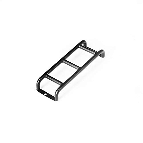 G.P.M. R/C Scale Accessories : Stainless Steel Ladder for 1:10 Crawlers - 1Pc Black -