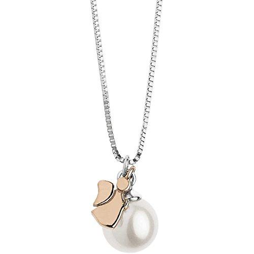 collana donna gioielli Comete Fantasie di perle elegante cod. GLP 475