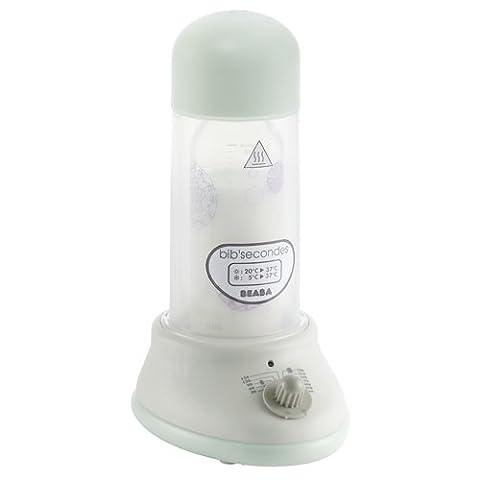 Bib Secondes - Béaba Bib'Second Electronique chauffe biberons vapeur, poudré