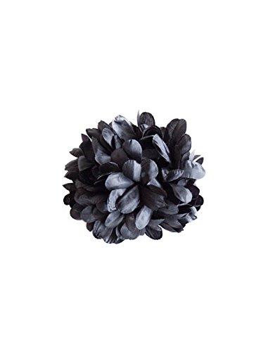 La Senorita Haarblume, Haarspange, Haarklemme, Haarclip - Haarschmuck Schwarz