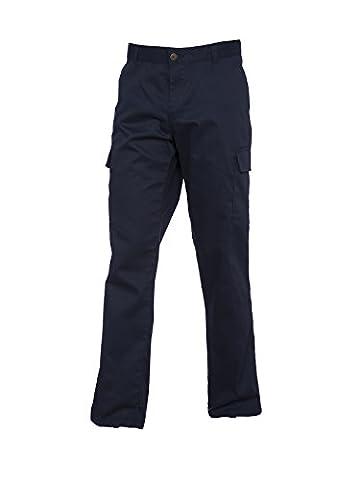 Uneek clothing - Pantalon De Travail / Cargo Pour Les Femmes - 40, Bleu Marine