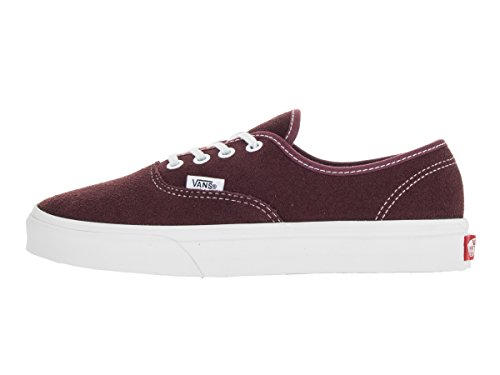 Vans Authentic, Baskets Basses Mixte Adulte Red Mahogany