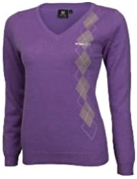 Wilson Staff Classic Knit Pullover Femme