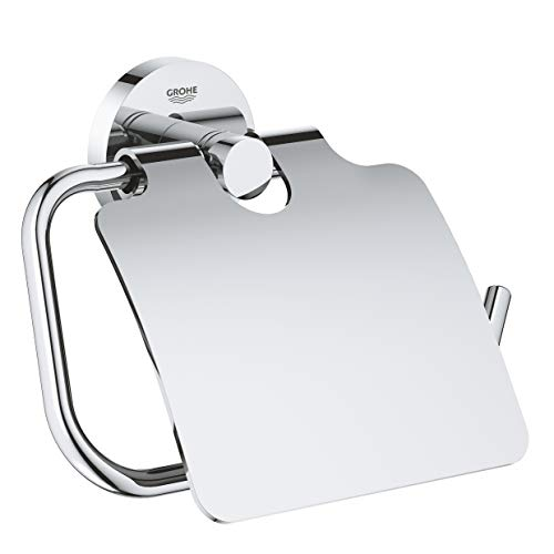 GROHE Essentials | Badaccessoires - WC-Papierhalter | chrom | 40367001