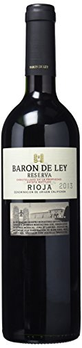 Baron De Ley Rioja, Vino Reserva 2012/2013, 0.75 L