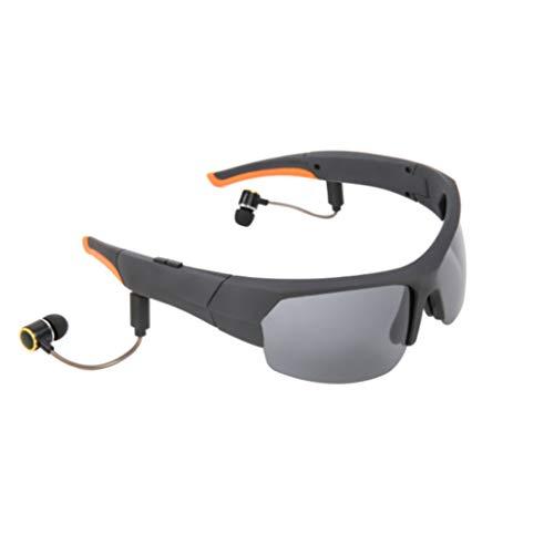 GUO XINFEN Vidrios Estéreos De Bluetooth Que Montan Gafas De Sol De Los Deportes Polarized Smart Wireless Music Auriculares
