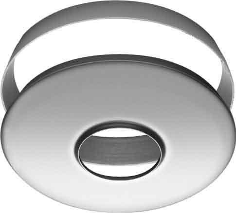 ESYLUX Abdeckblende Abdeck-Set 360/8 und Designring si Standard Zubehör für Bewegungsmelder 4015120425455