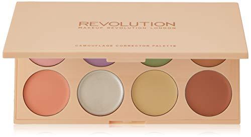 Makeup Revolution - Paleta Correctores Camouflage