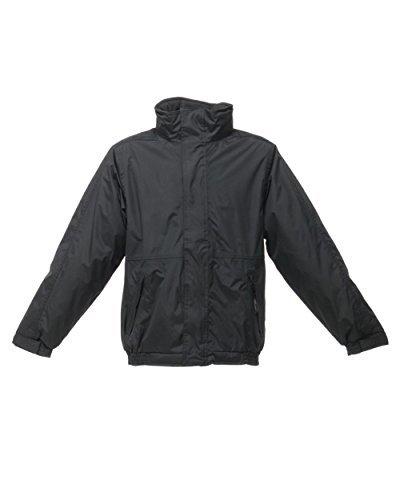 Regatta-Dover-Jacket-Fleece-Lined-Waterproof-with-concealed-Hood