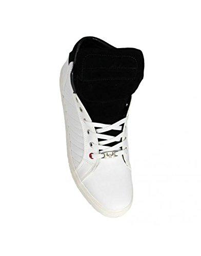 Tamboga - Sneakers montante Blanche Tamboga 12 Blanc Blanc