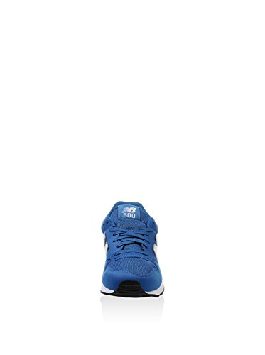 New Balance Gm500, Baskets Homme blue-white (GM500BSW)