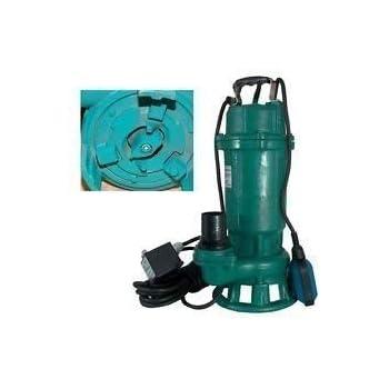 1,1 kW Schneidwerk 18000l//h Schmutzwasserpumpe,Tauchpumpe,Fäkalienpumpe