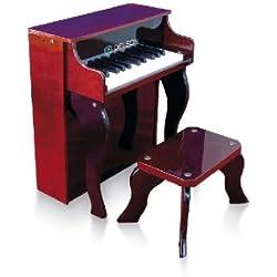 Delson 2505B - Piano para niños, color madera