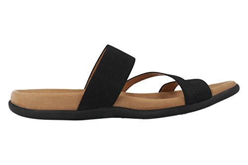 Gabor Shoes 03.702_Gabor Damen Pantoletten Schwarz