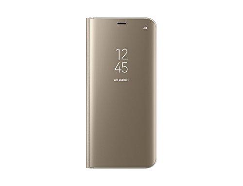 Samsung Original Coque Support à Rabat pour Samsung Galaxy S8 Plus - Doré