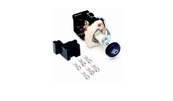 Magnificent Painless Wiring 80152 Headlight Switch Black Knob Gm Style W Dimmer Wiring 101 Cranwise Assnl