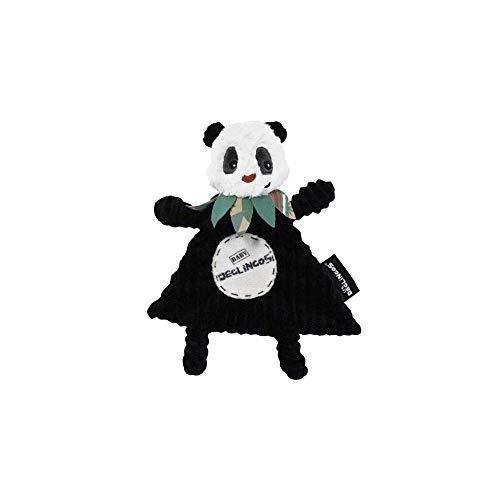 Doudou Plat Baby Rototos Le Panda - LES DEGLINGOS