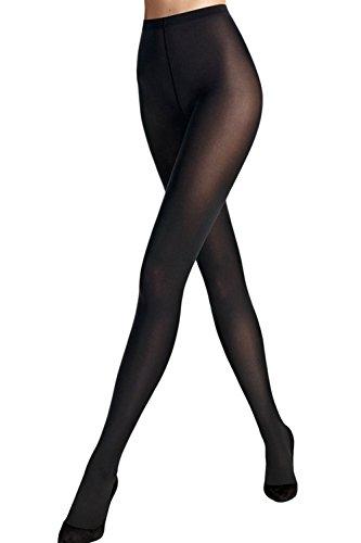 Wolford Hosiery Oscuras 70 Mate Medias - sintético, Negro, 94% nailon 6% elastano, Mujer, X-Small