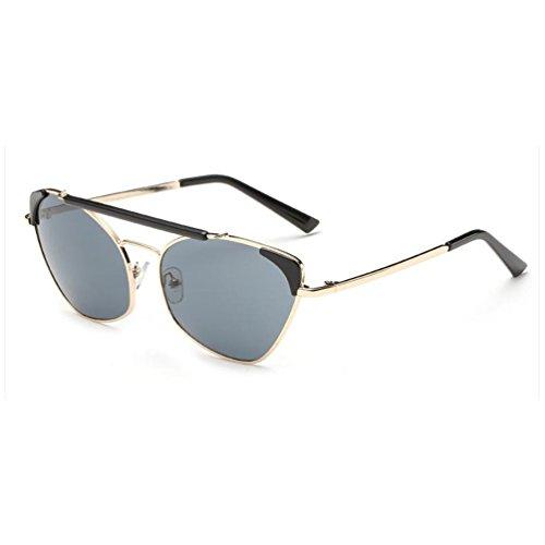 Tansle Damen Sonnenbrille Grau Black/Grey