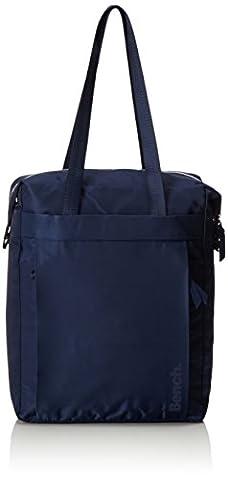 Bench Damen Broadfield 4 Shopper/Backpack Handtasche, Maritime Blue, 41.2 x 33.2 x 4.6 cm (Handtasche Bench)