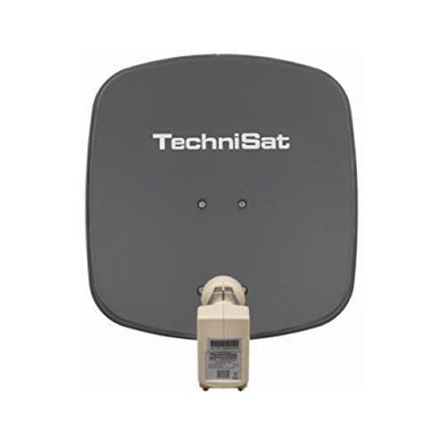 TechniSat Digidish 45, Universal-Twin-LNB, grau