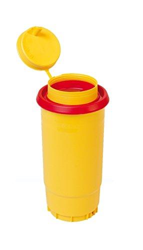 Abwurfbehälter Sarstedt 0,5 Liter