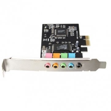 APLINK CMI8738 6 Channels PCI Express Digital 3D Audio Stereo Sound Card