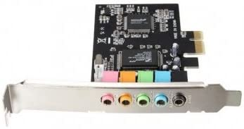 APLINK CMI8738 6 Channels PCI Express Digital 3D Audio Stereo Sound Card