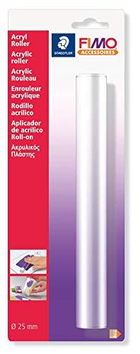 Staedtler Rouleau acrylique pour pâte FIMO, Livré sous étui blister, 8700 05
