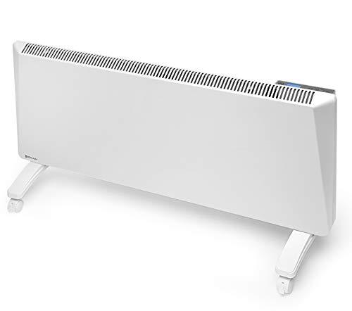 Radialight Sirio - Termoconvettore Elettrico Portatile a Basso Consumo con controllo Digitale della...