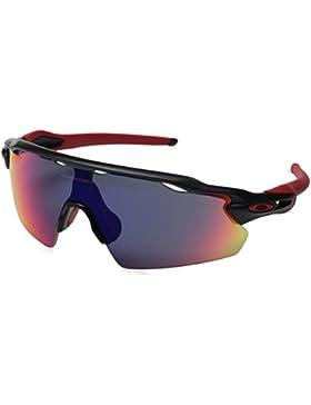 Oakley gafas de sol EV, todo el año, hombre, color Negro - Matte Black Ink, tamaño talla única