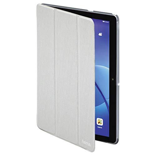 "Hama hama Pochette pr Tablet. \\Fold Clear\\ pr Huawei MediaPad T3 10 (9.6\\\""), arg. Federmäppchen 28 Centimeters Silber (Argent)"