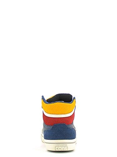 CONVERSE 155081C blau pro blaze hallo unisex Kindschuhe Mitte Blau