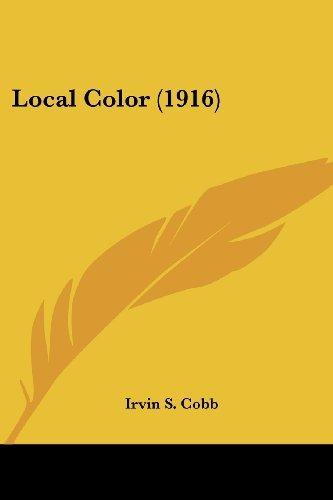 Local Color (1916)