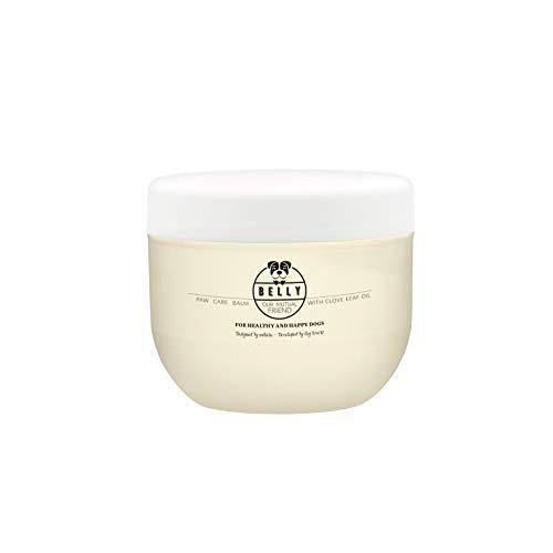 BELLY Crema idratante e lenitiva per Le Zampe dei Cani 100g | Contro secchezza e irritazione | con Olio di neem e ricino | Trattamento Naturale