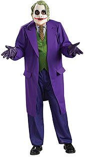 The Joker - Batman Dark Knight Kostüm für Herren - - Batman Pinguin Kostüm