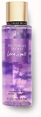 Victoria's Secret Love Spell Fragrance Body Mist for Women, 2