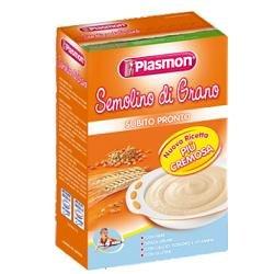 Plasmon Cereali Semolino di Grano - 230 gr
