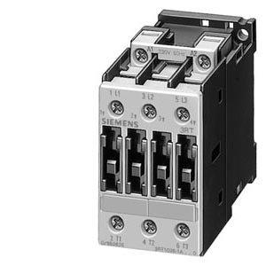 SIEMENS 3RT10 - CONTACTOR S0 17A 7 5KW 230VDC