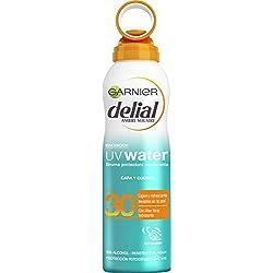 Garnier Delial Bruma Protectora Refrescante UV Water Cuerpo y Rostro IP30+ - 200 ml