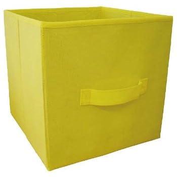 Aufbewahrungsbox 29 x 29 cm aus Stoff (Sammel-Box