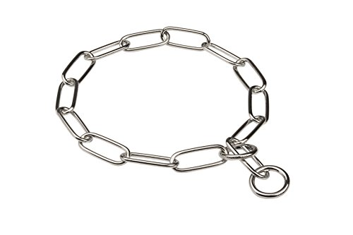 herm-sprenger-chrome-plated-steel-fur-saver-collar-51604-02-1-6-inch-4-mm-size-20-inch-50-cm-for-dog
