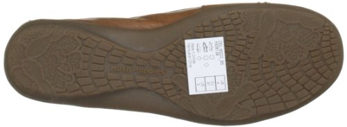 Hush Puppies Ceil Mocc Bs, Mocassins femme Marron (Tan)
